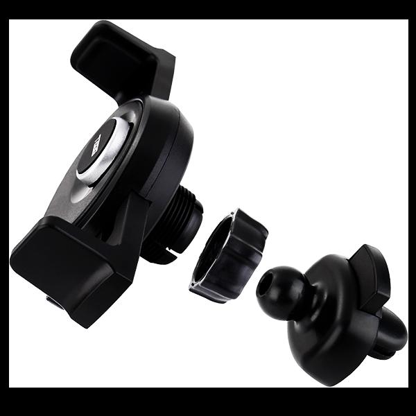 Mini mount phone car holder