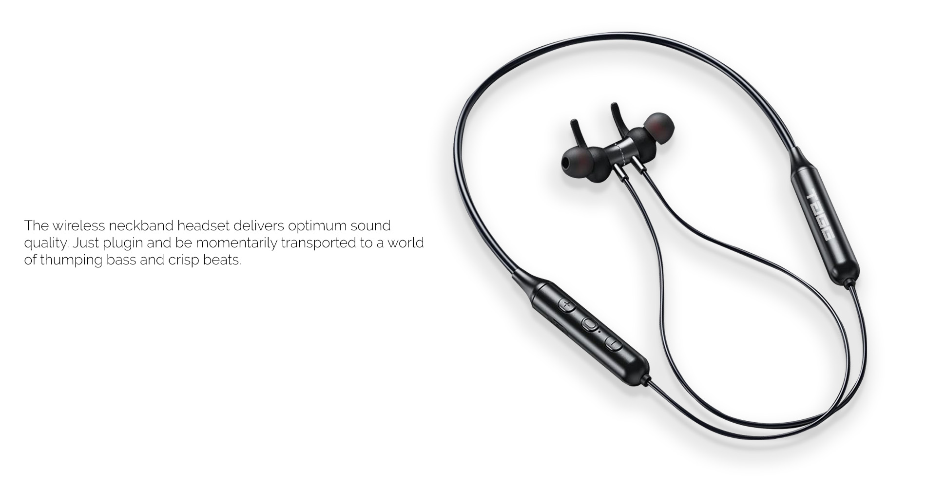 Probuds Stereo Headset
