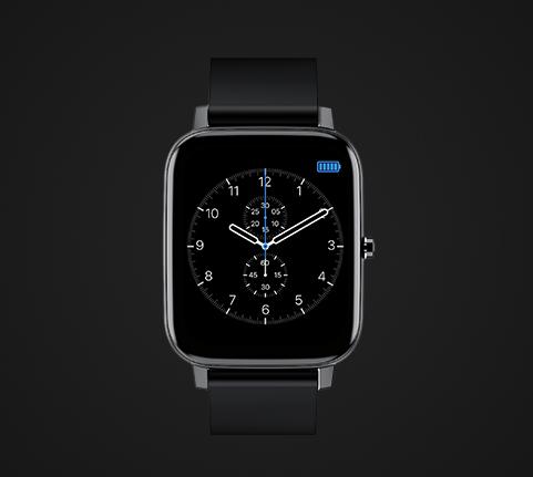 Verve Plus Smartwatch