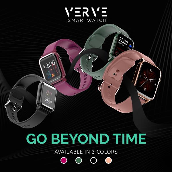 verve smartwatch