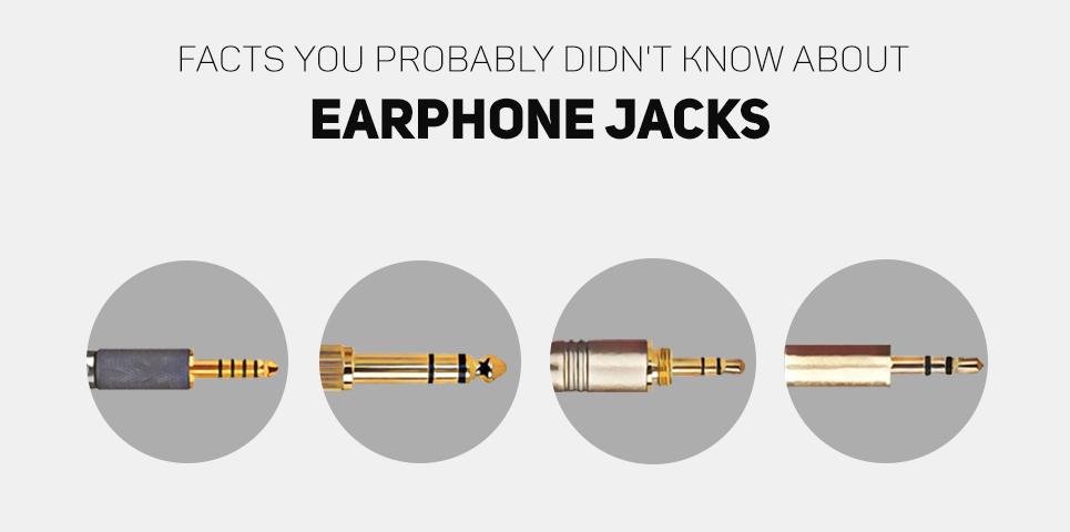 earphone jacks