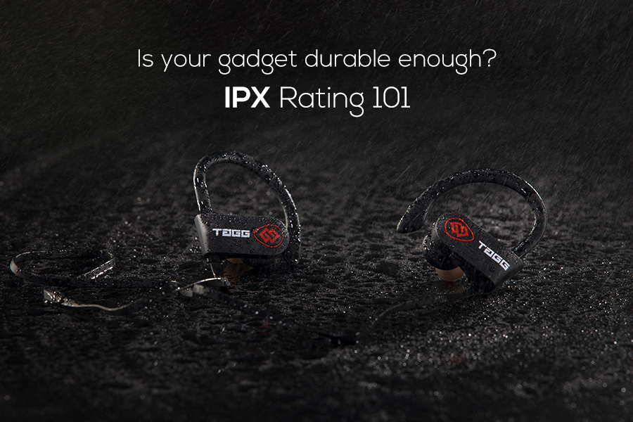 Why is IPX rating essential in Wireless earbuds and speakers?