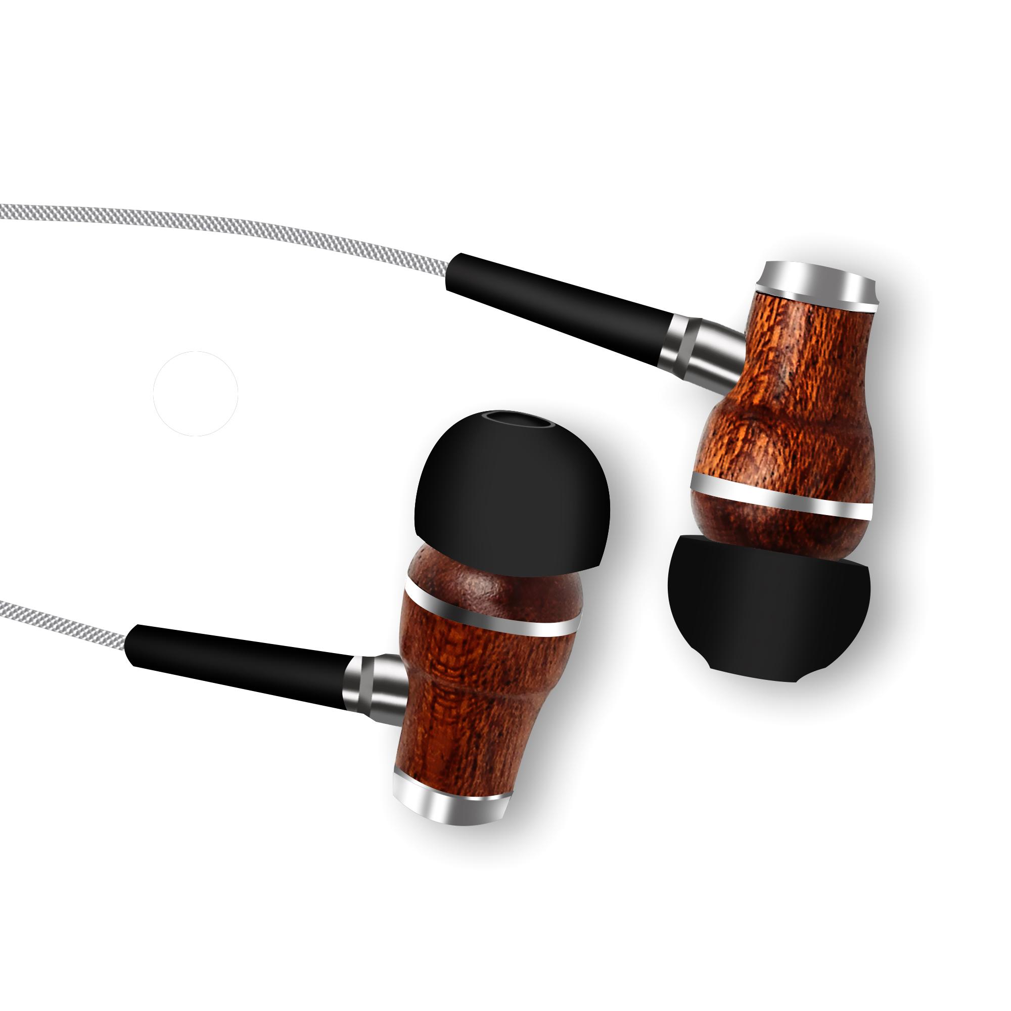 In-Ear Earphones with Mic 9