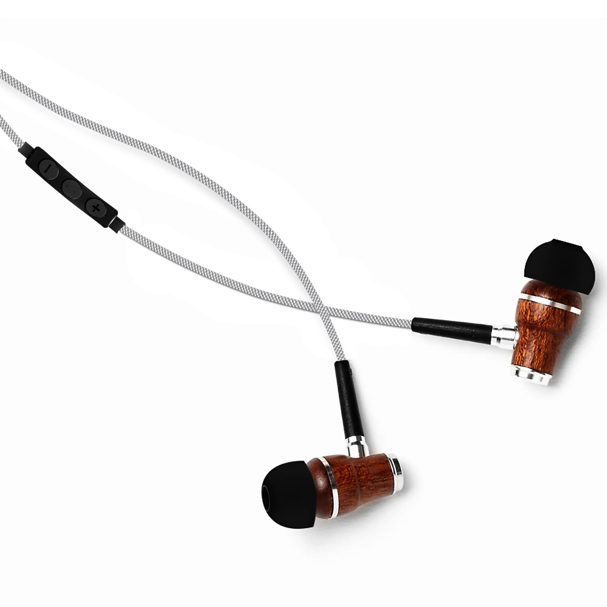 In-Ear Earphones with Mic 10