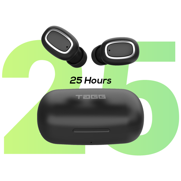 TAGG Liberty Dots True Wireless Earbuds Water Resistant Earbuds With Mic