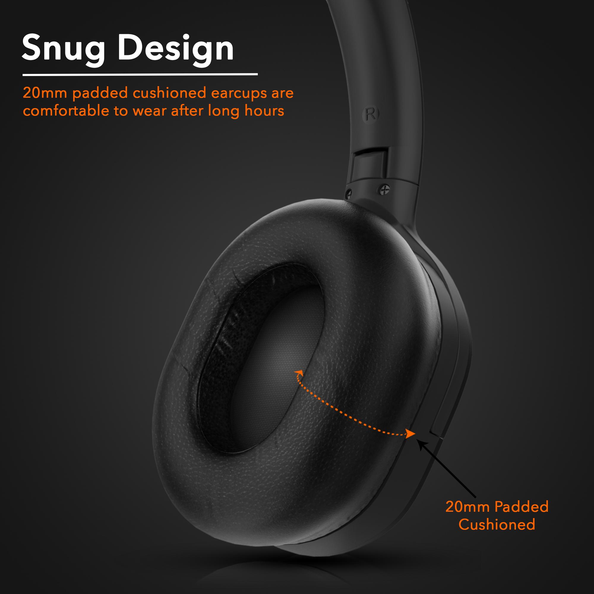 bluetooth headphones wireless with mic