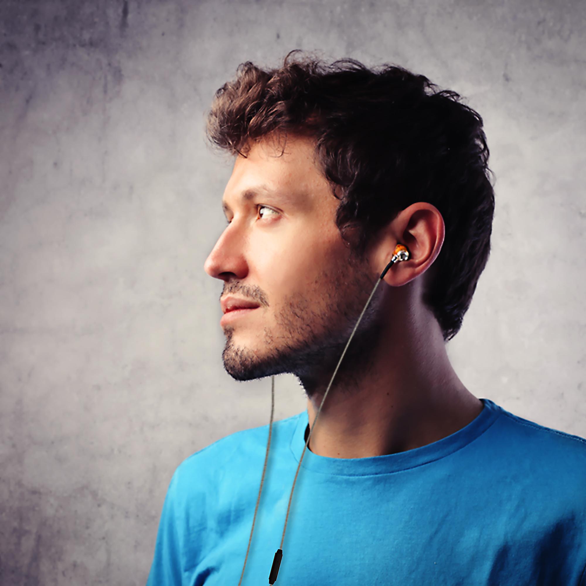 In-Ear Earphones with Mic 12