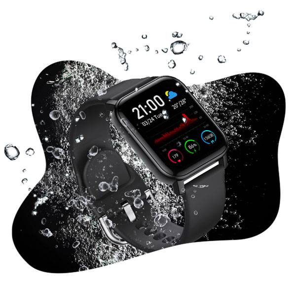 Best Waterproof Smartwatch for Men & Women in India (TAGG Verve 1)