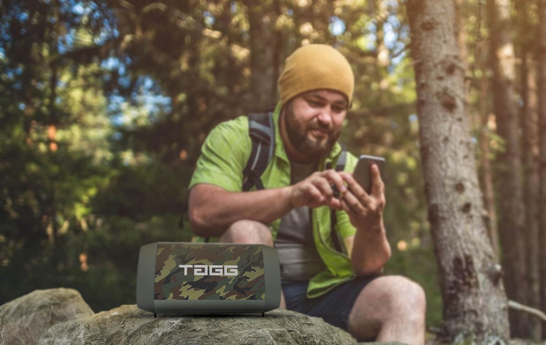 Long Battery Portable Wireless Bluetooth Speaker