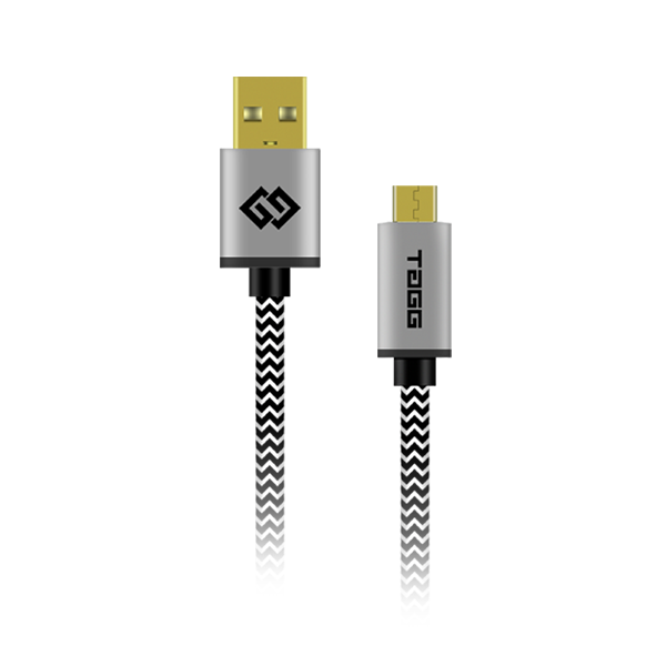 Portable charging cable