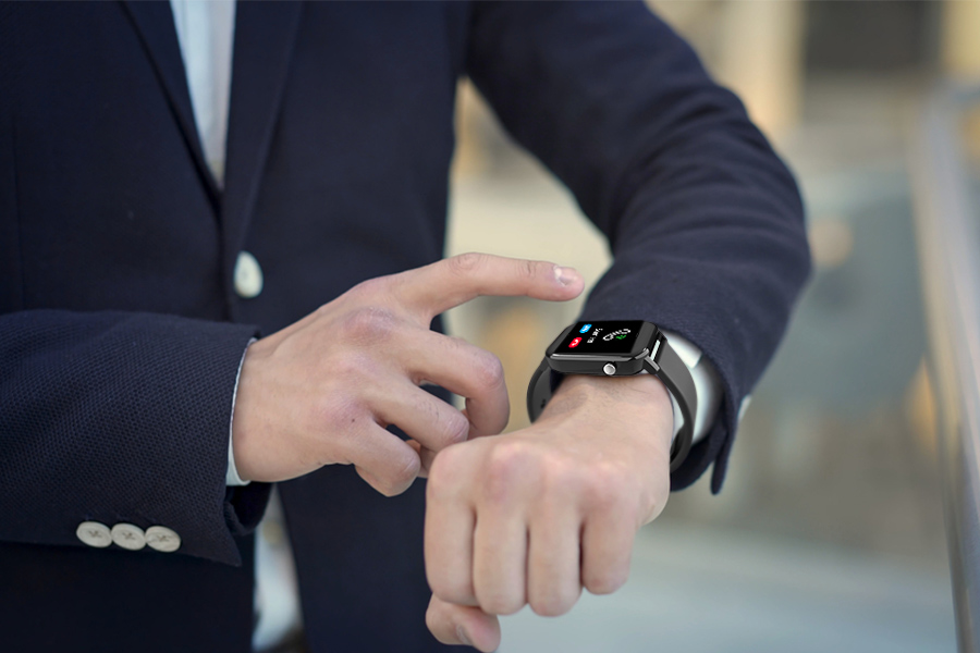 Why do we wear a watch or a smartwatch on our left hand?