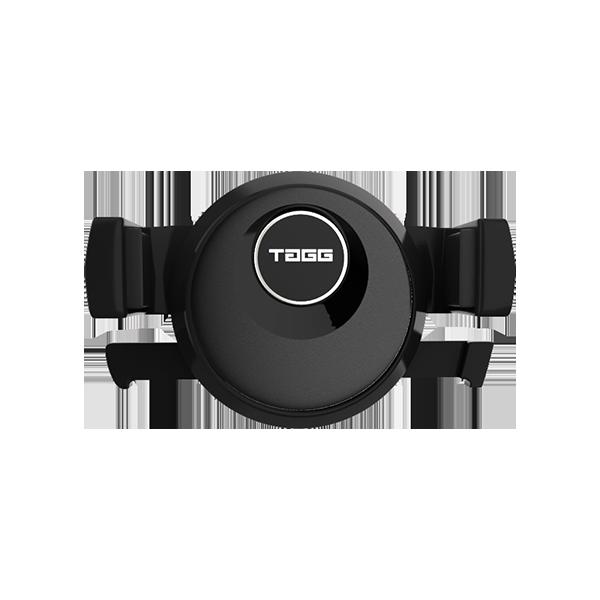 Adjustable phone holder for car