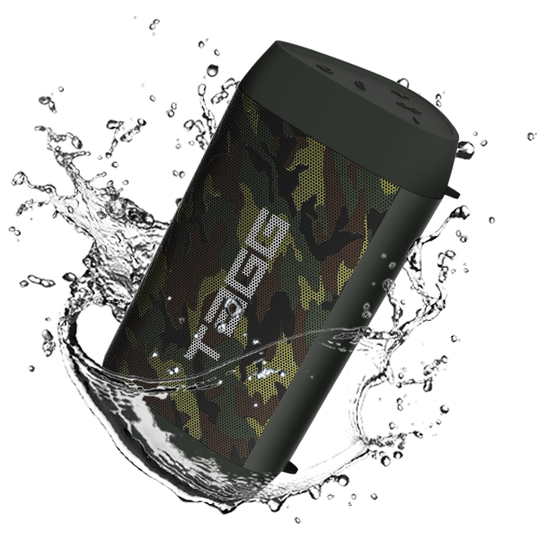 IPX5 Water Resistance Wireless Bluetooth Speaker