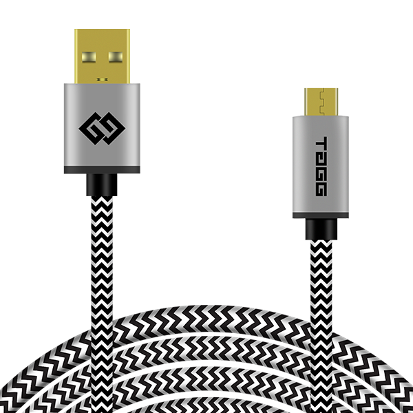 TAGG Powerline Micro USB Cable