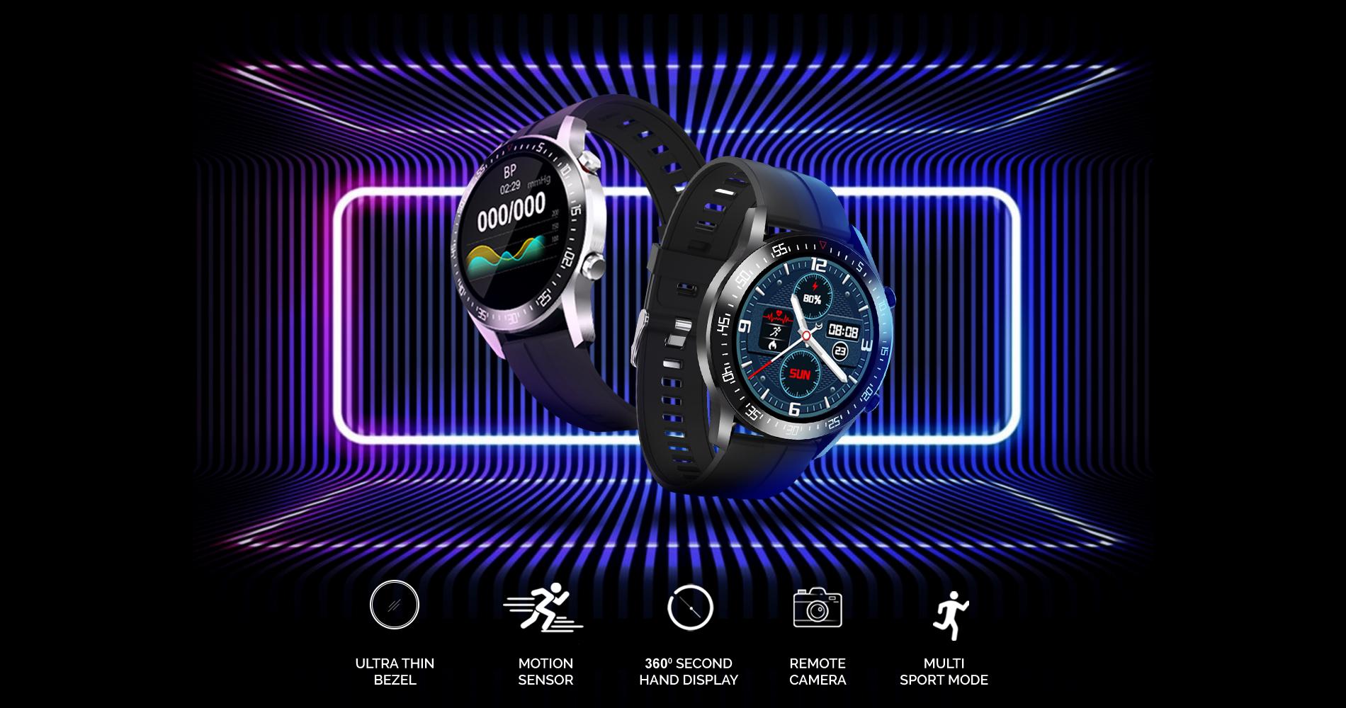 Kronos smartwatch